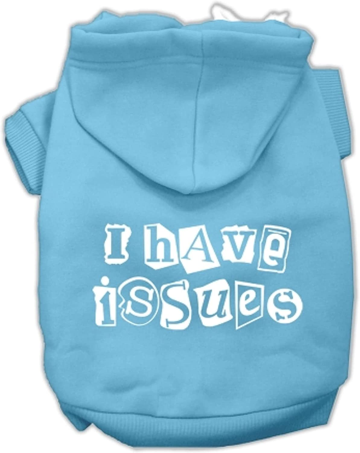 70% OFF Outlet Mirage Pet Products I Have Houston Mall Screen Printed Hoodies Dog Issues