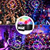 Sound Activated Party Lights with Remote Control Disco lights Dj Lighting SOLMORE Disco Ball 9 Colors Strobe Lamp 7 Modes Stage Par Light Club Party Gift Kids Birthday Wedding Home Karaoke Dance #2