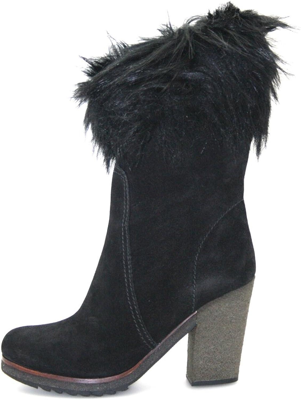 801249c7706 Prada Women's 3U5377 Leather Half-Boot ntahtb7707-New Shoes ...