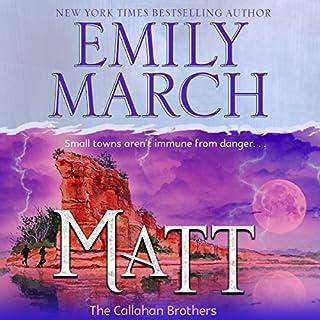 Matt - The Callahan Brothers audiobook cover art