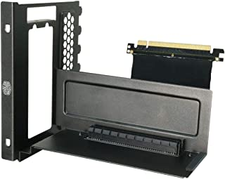 Cooler Master MCA-U000R-KFVK00 Universal Vertical VGA Card Holder + PCIE x16 Riser Cable