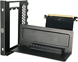 Cooler Master Accessory: Fits MasterBox, MasterCase, Maker, H500P Series Vertical Display VGA Holder Kit w/ Riser Cable
