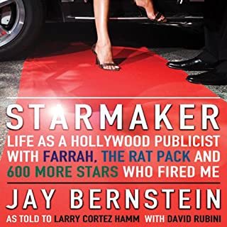 Starmaker audiobook cover art