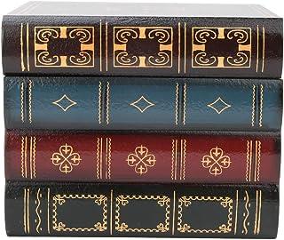 Nep boekendoos, opslag decoratieve boekendozen Vintage decoratieve nep boek opbergdoos, voor geheime verborgen thuis boeke...