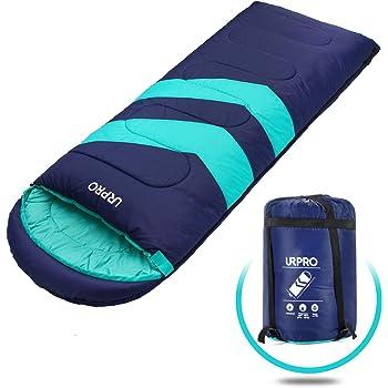 LANGRIA 3-SEASON ENVELOPE SLEEPING BAG SINGLE SUIT CASE CAMPING HIKING OUTDOOR G