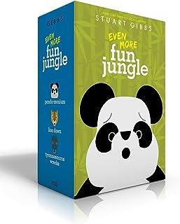 Even More Funjungle: Panda-Monium; Lion Down; Tyrannosaurus Wrecks