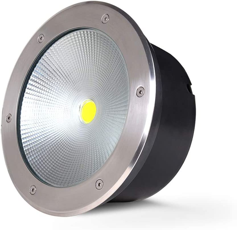 GYZLZZB 3W OFFicial cheap store LED Underground Light Stainless Rated Waterproof IP65
