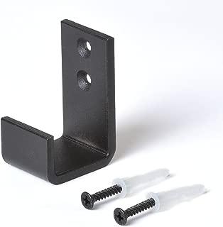 Heavy Duty Sliding Barn Door Floor Guide for Bottom Lower Wall Mount with Hardware