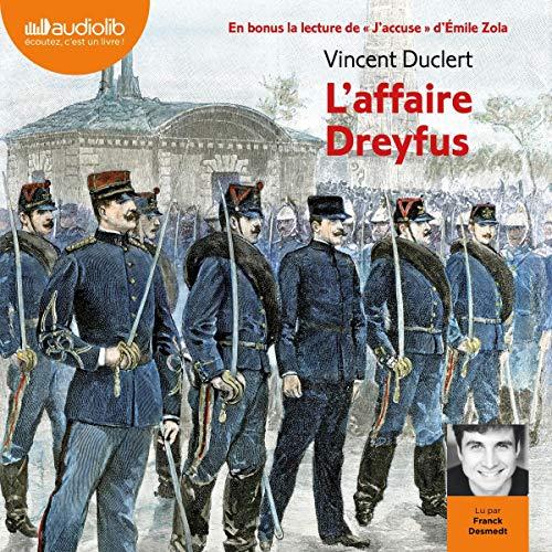 L'Affaire Dreyfus  By  cover art