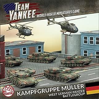 Battlefront Team Yankee Kampfgruppe Müller