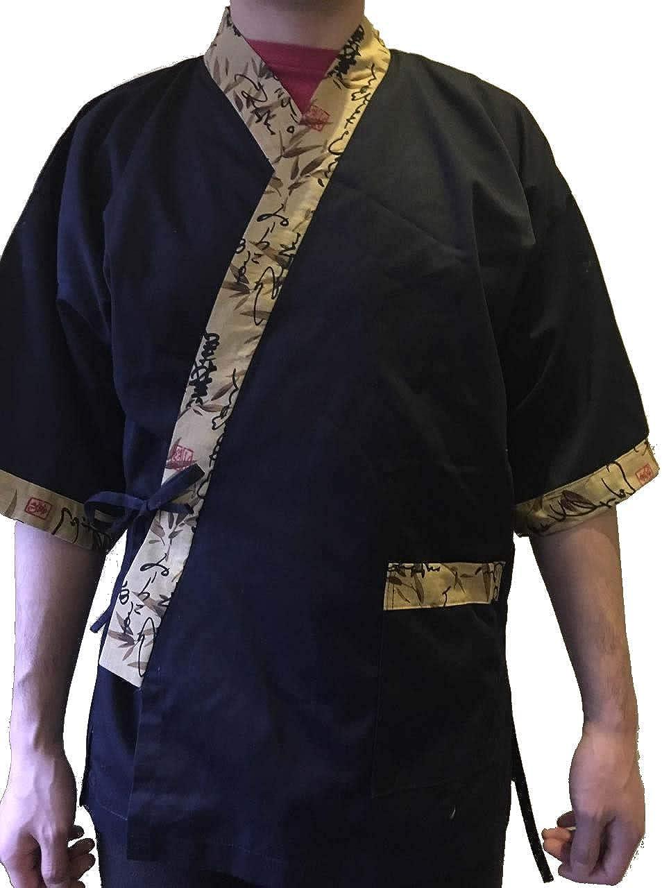 Year-end annual account Chef Coat Jacket Kimono Sushi Clothes Ranking TOP13 Restaurant Japanese Un Bar