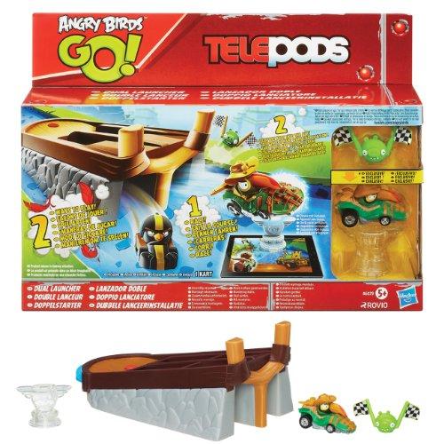Angry Birds - A6029e520 - Jeu Electronique - Telepods - Go Lanceur Perm