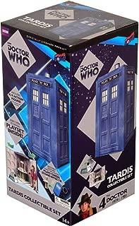 Bif Bang Pow! Doctor Who Tardis Collectible Set with K-9 Figure