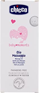 Chicco Baby Moments Massage Oil 200 ml 0M+
