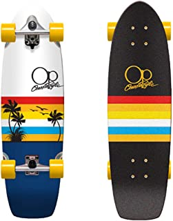 Ocean Pacific - Surfskate Sunset Navy de 33 pulgad...