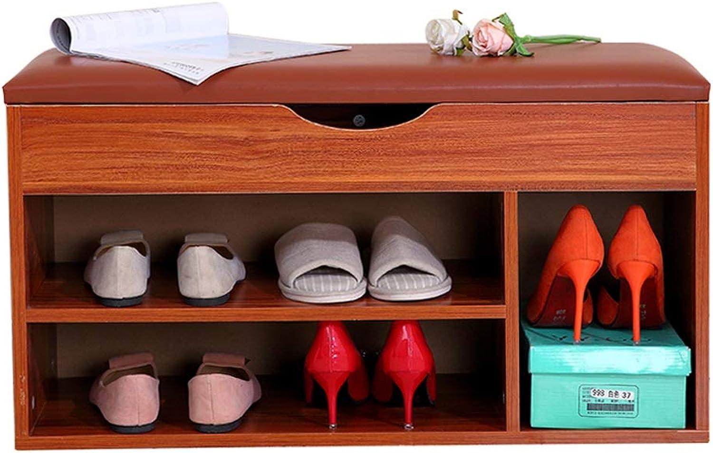 vendiendo bien en todo el mundo Ashcan Cambie los zapatos Taburete Gabinete Gabinete Gabinete de zapatos, simple y moderno tipo de almacenamiento Taburete de zapatos Puede sentarse Taburete de almacenamiento.Sofá Taburete Multi-capa Zapatero.  envío gratis