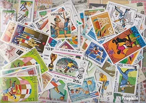Prophila Collection Motivazioni 200 Diversi Sport con la Palla Francobolli (Francobolli per i Collezionisti) Altri Sport