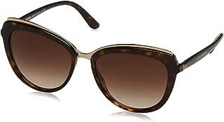 Women's Acetate Woman Sunglass 0DG4302B Cateye Sunglasses