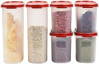 WWJHH-Food storage box BoîTe De Rangement De Cuisine RéCipient De Nourriture -Set Multi-Standard - Bac à Fruits Et Fruits ...