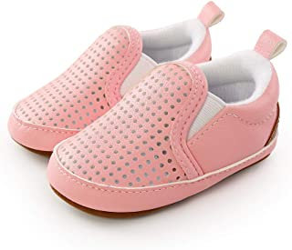 MK MATT KEELY Baby Boys Girls Fashion Soft Sole Sneakers Breathable Hole Shoes Non-Slip Toddler Shoes for Baby