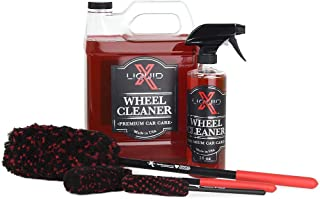 Liquid X Ultimate Wheel Cleaner Combo