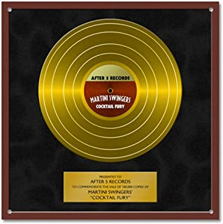 Best personalised record plaque Reviews
