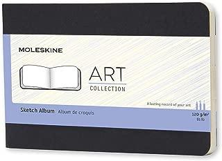Moleskine Art Sketch Album, Hard Cover, Pocket (3.5
