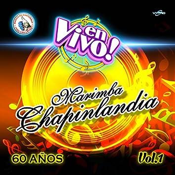 60 Años Vol. 1. Música de Guatemala para los Latinos (En Vivo)