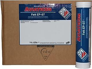Aviaticon EP-07 Vetpatronen, 24 stuks, 400 g, speciaal multifunctioneel vet