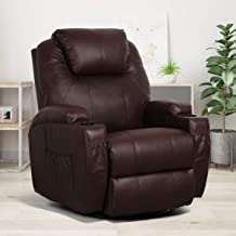 Best small leather swivel recliner chair Reviews