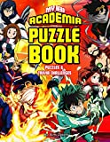 My Hero Academia Puzzle Book: Stimulating Your Thinking And Creativity With My Hero Academia Puzzle Book. Great Gifts For Holiday
