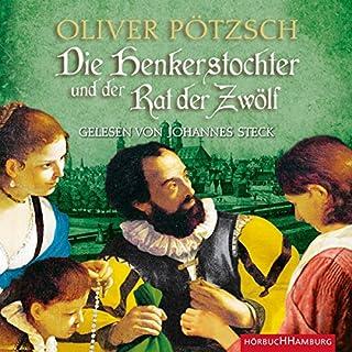 Die Henkerstochter und der Rat der Zwölf audiobook cover art