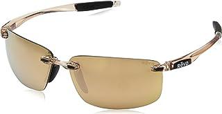 Revo Sunglasses for Men Women - Polarized Rimless Styles - Multiple Frames and Lens Colors