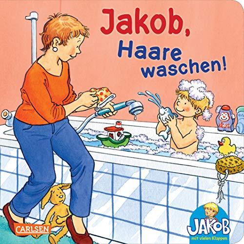 Jakob, Haare waschen! (Kleiner Jakob)