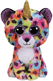 Beanie Boos Leopard Giselle with Horn - Regular, 6 inch
