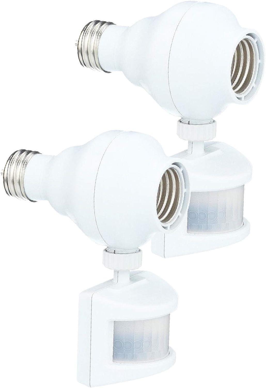 Westek Outdoor Motion Sensor Light Adapter 2 Factory outlet – This O Pack Manufacturer regenerated product