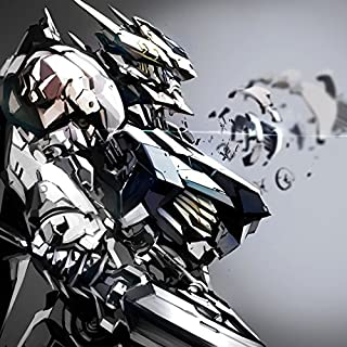 TianSW Mobile Suit Gundam Iron-Blooded Orphans (24inch x 24inch/60cm x 60cm) Waterproof Poster No Fading