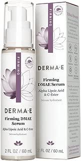 DERMA E Firming DMAE Serum with Alpha Lipoic and C-Ester, 2 oz