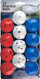 Intech Golf Practice Balls with Holes