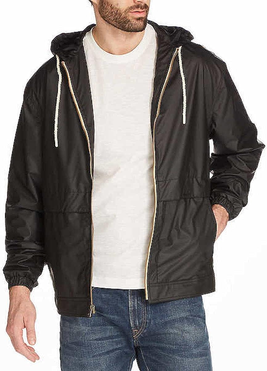 Weatherproof Vintage Men's Rain Slicker Jacket