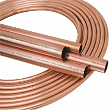 Mueller GIDDS-203316 Copper Tubing Boxed, 3/8 In. Od X 25 Ft. - 203316, Pack of 1
