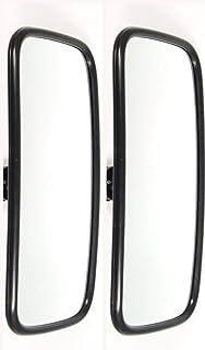 Pro!Carpentis Calotta Specchio Alloggiamento Per Specchietto Laterale Due Parti SX Primer Verniciabile Compatibile Con C209 A209 R230 Vedi Anni di Costruzione