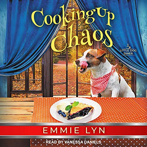 Cooking Up Chaos cover art