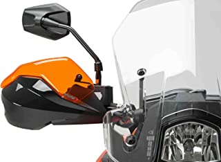 Puig Extension Garde Boue Aavnt 3518N pour Kawasaki Z900 RS 18-19