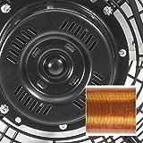TROTEC Bodenventilator TVM 24 D 124 Watt Leistung Durchmesser 60 cm