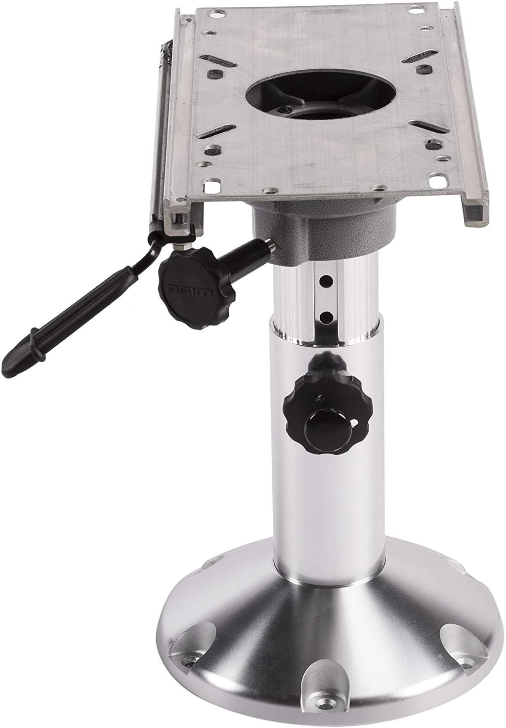 New product!! Wise 8WP21-374 Adjustable Pedestal with Silver Slide Award-winning store