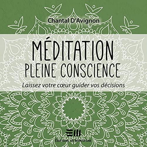 Couverture de Méditation pleine conscience - Tome 3