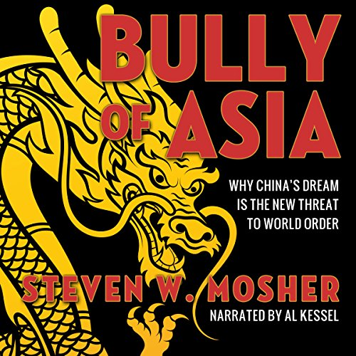 Bully of Asia audiobook cover art
