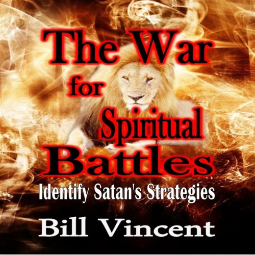 The War for Spiritual Battles audiobook cover art