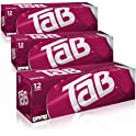 36-Pack TaB Fridge Pack Bundle, 12 fl oz